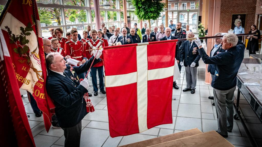 Dannebrog 800, Horsens. Fotograf: Anders Boll Film & Foto