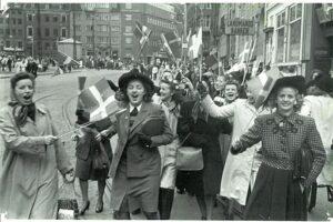 Danmarks befrielse 1945