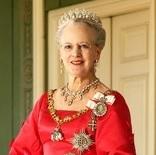 Hendes Majestæt Dronning Margrethe II