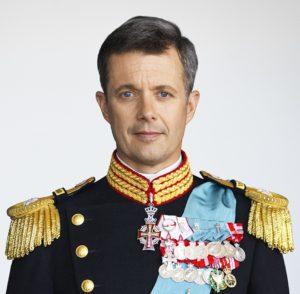 Hans Kongelige Højhed Kronprins Frederik