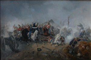 Stormen på Frederiksstad 1850